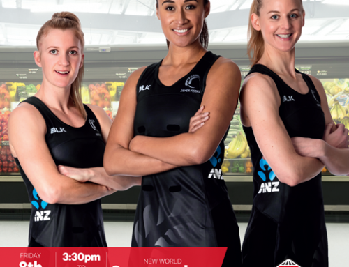 Meet Silver Ferns