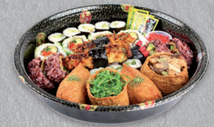 Sushi Napier